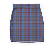 00430 Anderson Westwood Blue Tartan  Mini Skirt