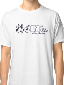 Spider 2 Y Banana EMOJI Classic T-Shirt