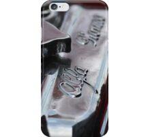 1967 Alfa Romeo GTV Engine iPhone Case/Skin