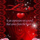 LOVE by Junior Mclean