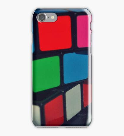 Cube! iPhone Case/Skin