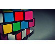Cube! Photographic Print