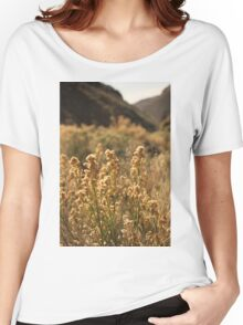 Death Valley Scrub Women's Relaxed Fit T-Shirt