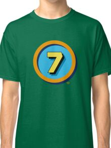 Pop No.7 Classic T-Shirt