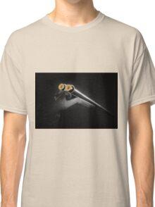 Side By Side Shotgun Classic T-Shirt