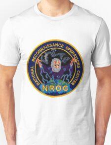National Reconnaissance Operations Center (NROC) Logo T-Shirt