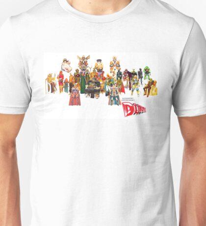 Jodorowsky´s Dune Unisex T-Shirt