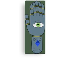 Adventure Time - Billys Glove Canvas Print