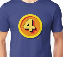 Pop No.4 Unisex T-Shirt
