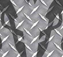 Ram Diamond Plate Sticker