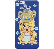 Aquarius Cutie iPhone Case/Skin