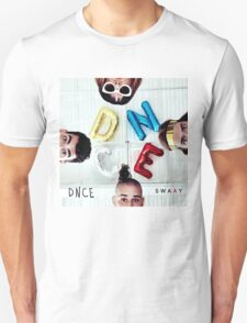 DNCE SWAAY tour albums Unisex T-Shirt