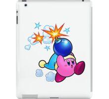 Bomber Kirby iPad Case/Skin