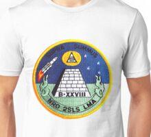 NROL11 Lacrosse 4 Crest Unisex T-Shirt