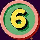 Pop No.6 by Carter & Rickard