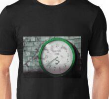 Worlds End Green Unisex T-Shirt