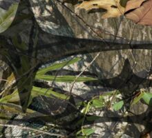 Subaru Mossy Oak Sticker