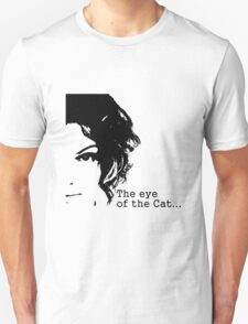 The eye of the Cat Unisex T-Shirt