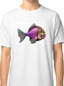 Lucille the colorfull fish Classic T-Shirt