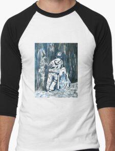 Chilling Men's Baseball ¾ T-Shirt