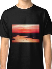 Earth Swamp Painting Classic T-Shirt
