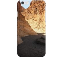 Death Valley Slot Canyon iPhone Case/Skin