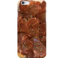 Lamb Chops  iPhone Case/Skin