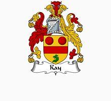 Kay Coat of Arms / Kay Family Crest Unisex T-Shirt