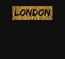 London - Gold and Black (T-shirt, Phone Case & more)  Unisex T-Shirt