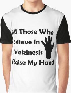 Telekinesis Graphic T-Shirt