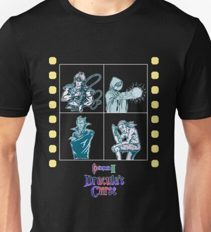 CV3 Draculas Curse Unisex T-Shirt