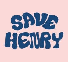 Once Upon a Time - Save Henry Kids Tee
