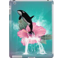 Orca iPad Case/Skin