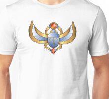 Beautiful scarab Unisex T-Shirt