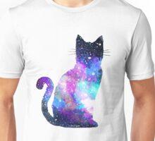 Galaxy Kitty  Unisex T-Shirt