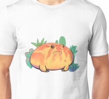 Succulent frog  Unisex T-Shirt