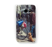 One Man & His Dogs Samsung Galaxy Case/Skin