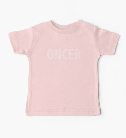 Once Upon a Time - Oncer - White Baby Tee