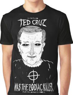 Ted Cruz Zodiac Graphic T-Shirt