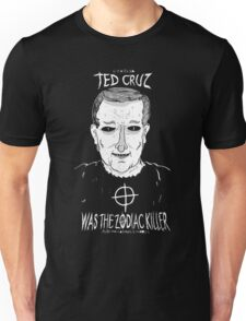 Ted Cruz Zodiac Unisex T-Shirt
