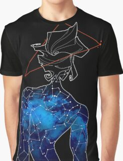 Greek Constellations -- The Dudes Graphic T-Shirt