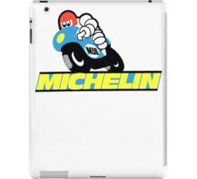 Vintage Michelin M38 Motorcycle Tire iPad Case/Skin