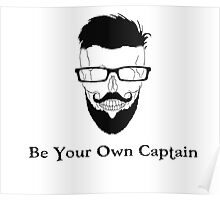 Be Your Own Captain Poster