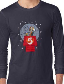 Peanut Going to Mars Long Sleeve T-Shirt
