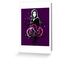 Nymphadora Tonks Greeting Card