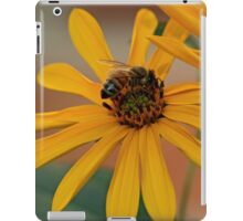Honey Bee Collecting Nectar iPad Case/Skin