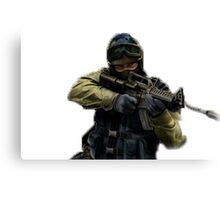 Counter-Terrorists Win Canvas Print