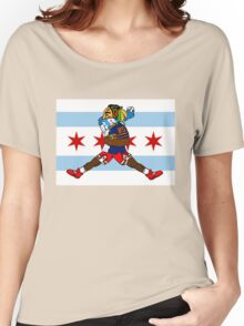 Chi Guy Women's Relaxed Fit T-Shirt