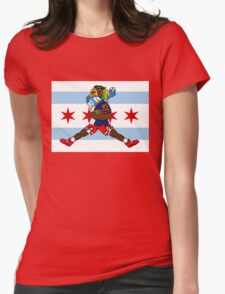 Chi Guy Womens Fitted T-Shirt