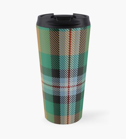 00443 Ball Hunting Tartan  Travel Mug